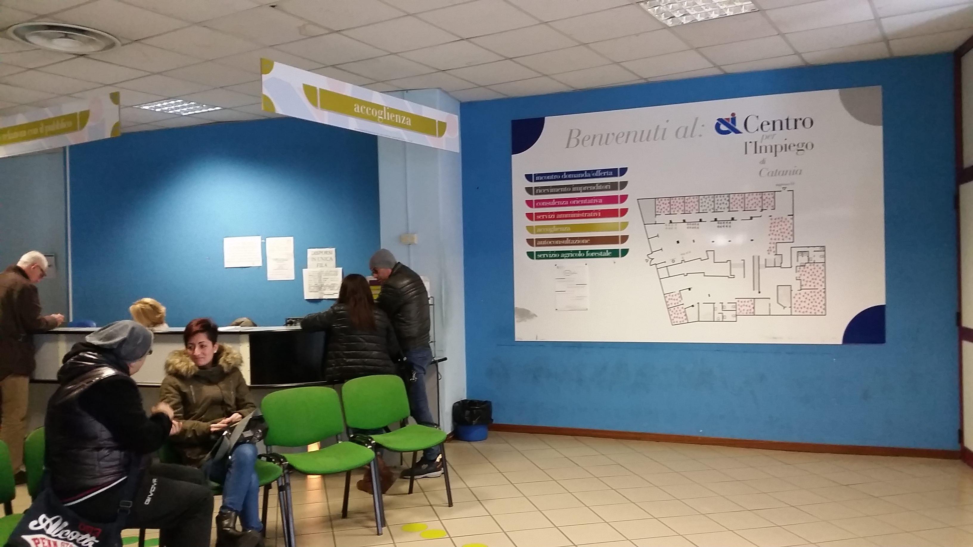 Ufficio Collocamento A Palermo : Ufficio collocamento newsicilia