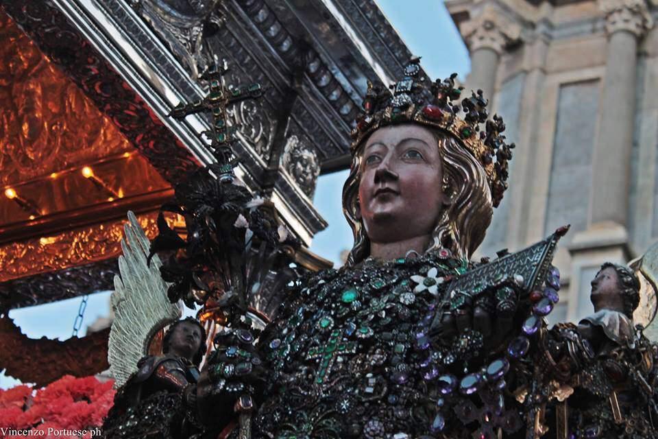 Sant'Agata, i luoghi del culto tra fede e storia