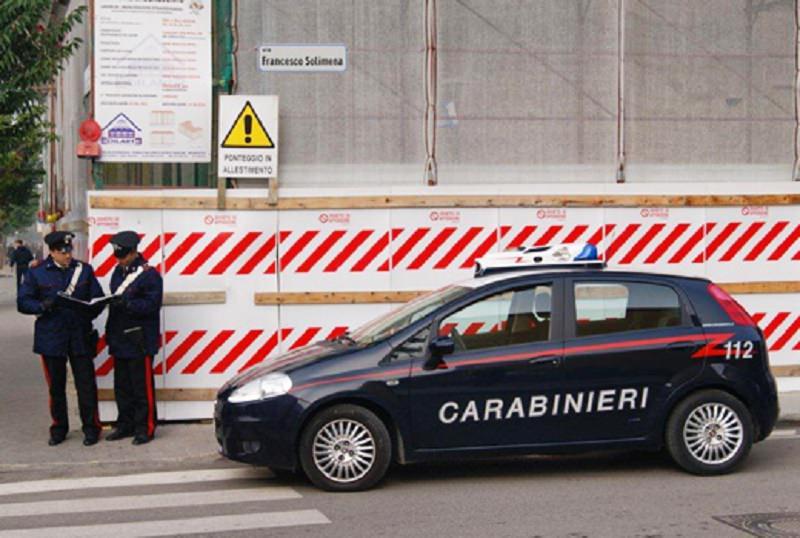"""Catania, scoperto """"traffico"""" di lavoro nero. Sanzioni per 43 mila euro"""