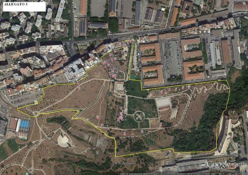Palermo, avviato processo di bonifica del Parco Cassarà