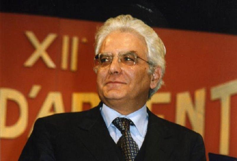 Il presidente della Repubblica Mattarella a Palermo