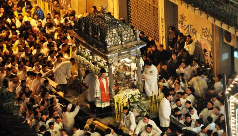 Catania, nominati i 12 responsabili per le festività di Sant'Agata