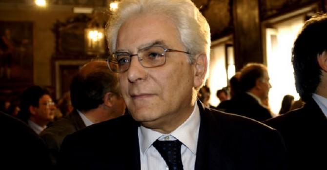 Il presidente Mattarella a Palermo per la morte del nipote