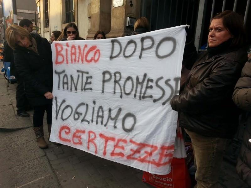 Catania, speranze al capolinea sul fronte asili: 51 lavoratrici a casa