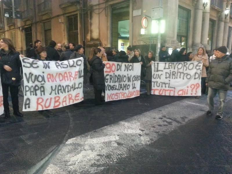 Catania, asili nido: la protesta esploderà domani in consiglio comunale
