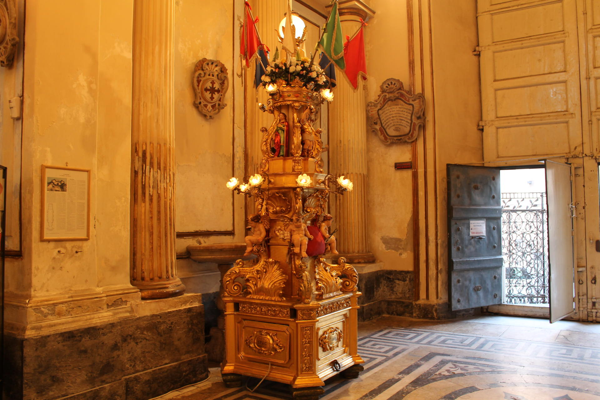 Verso Sant'Agata: storia e amore della candelora di monsignor Ventimiglia