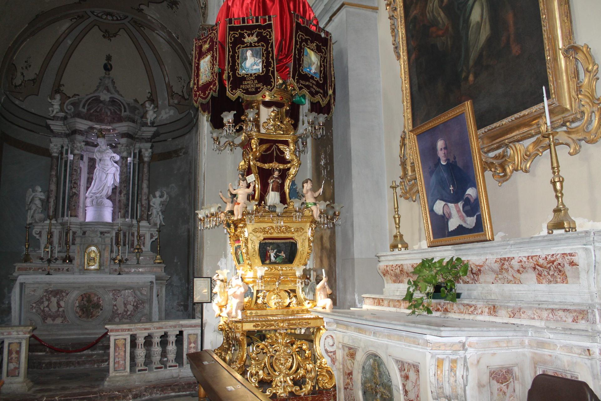 Verso Sant'Agata: la candelora del circolo Sant'Agata