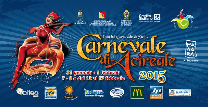 Carnevale di Acireale si rinnova: tutte le novità di quest'anno