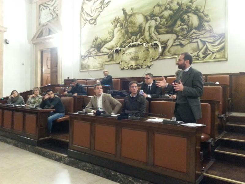 """""""Tutti tranne lui"""" e Notarbartolo (Pd) diventa vicepresidente della commissione Bilancio"""