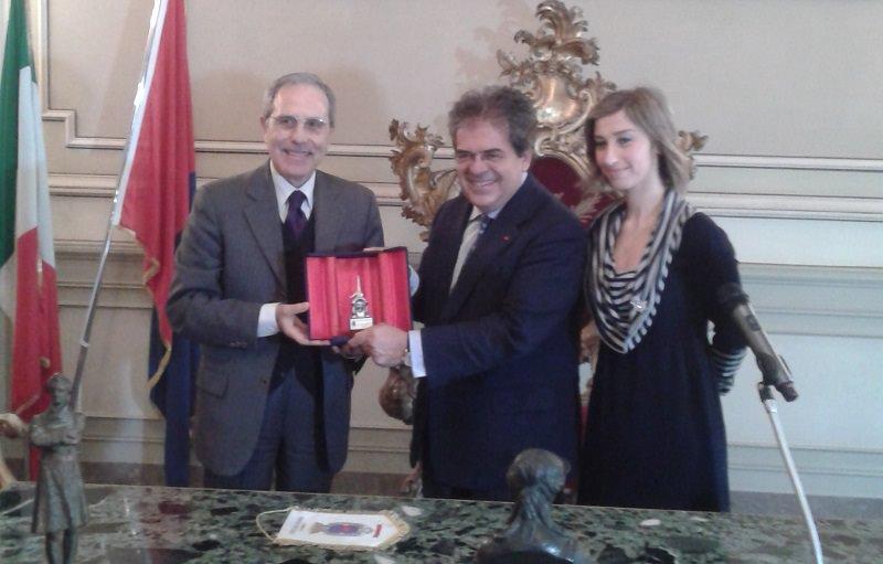 "Catania, ""Elefantino d'argento"" al questore uscente Longo"