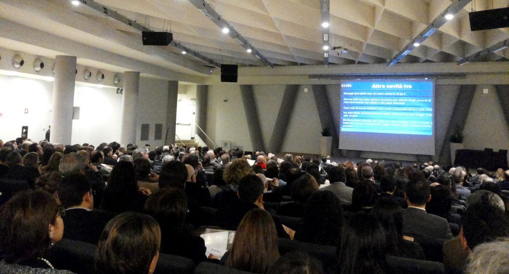 Catania, riforma fiscale fra instabilità normative e buoni auspici