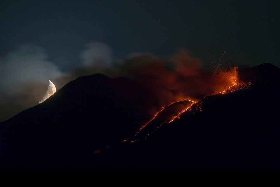 L'Etna conquista National Geographic