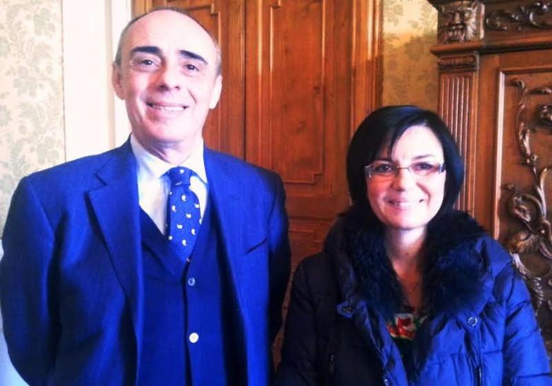 Catania, l'orchestra Falcone Borsellino ospite della scuola Caronda