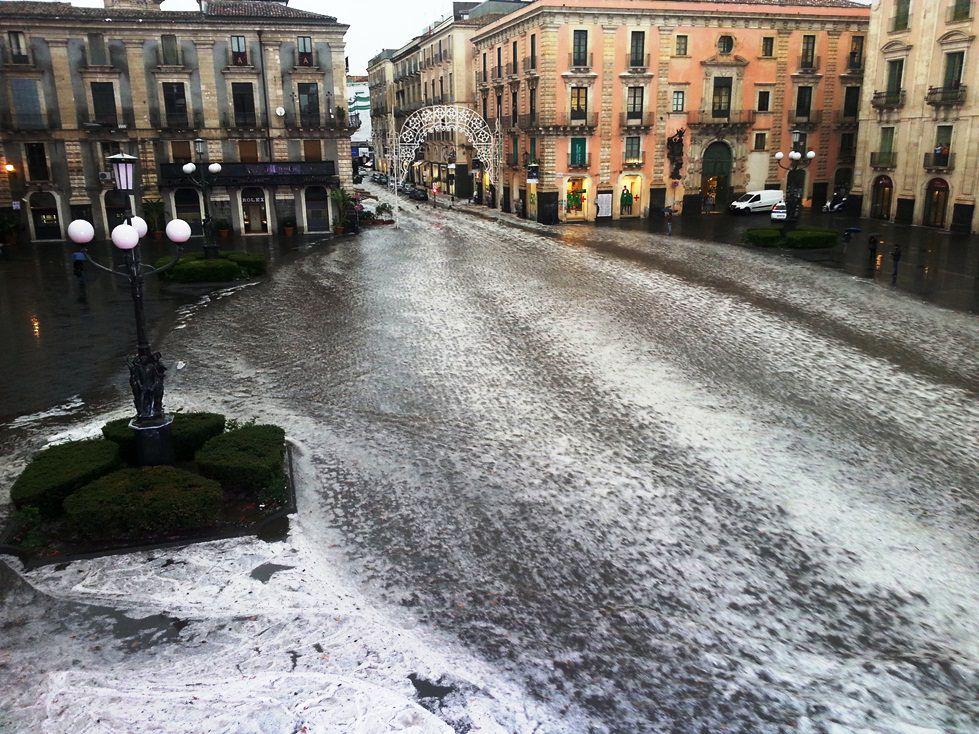 L'alluvione a Catania. Come l'ha vista l'Amministrazione…