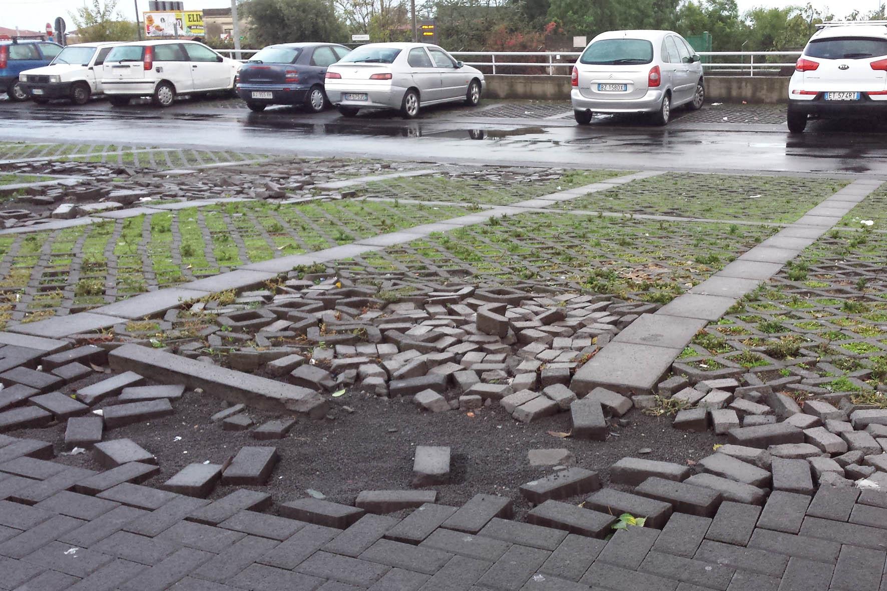Polemica intorno al parcheggio scambiatore di San Giovanni Galermo