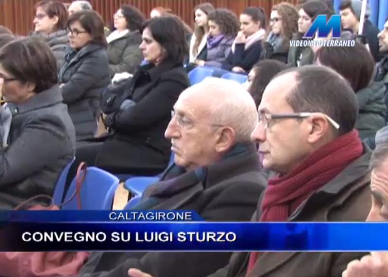 Caltagirone, convegno su Luigi Sturzo al liceo classico Secusio