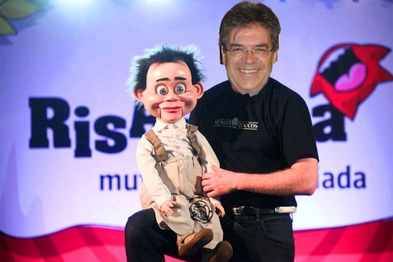 Catania, grande successo di Bianco – ventriloquo: risposte come dardi