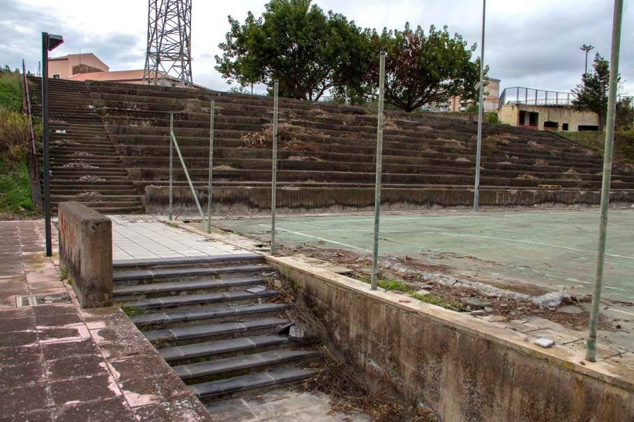 Catania, la lotta per salvare Villa Fazio continua