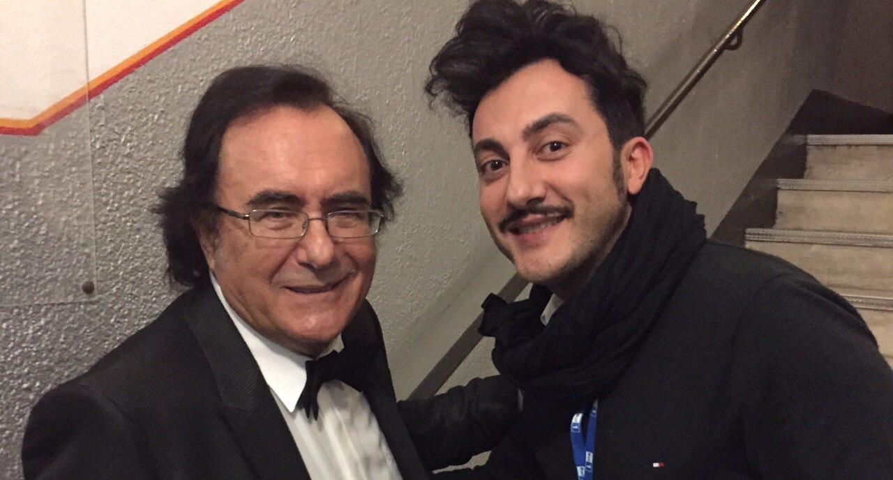 Hair designer trapanese al festival di Sanremo