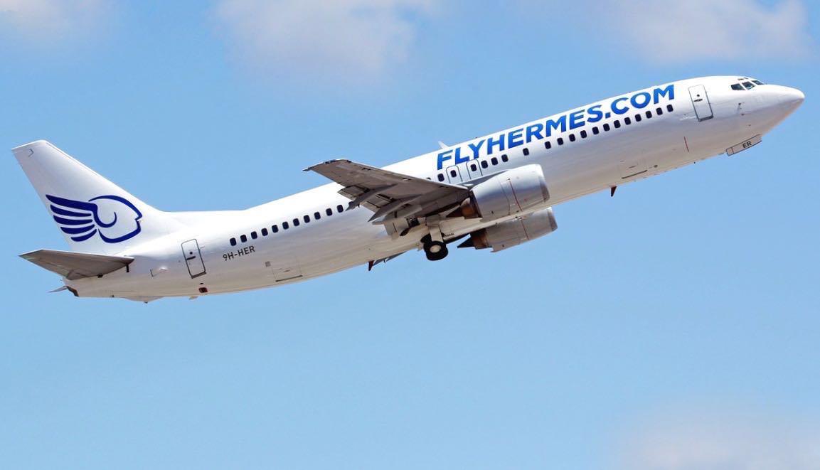 Biglietti da rimborsare e danni da pagare per FlyHermes