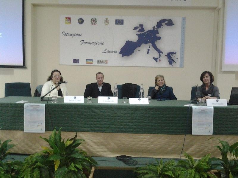 """""""Un futuro per gli autistici"""" arriva all'istituto alberghiero di Catania"""