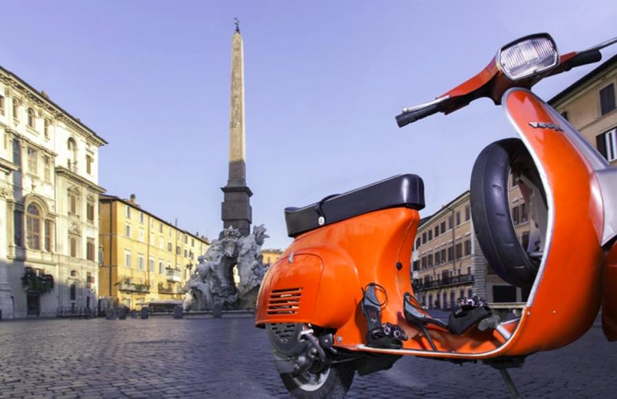 Tre scarpe per tre città Italiane… Louis Vuitton