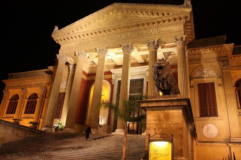 L'omaggio del Teatro Massimo di Palermo a Ronconi