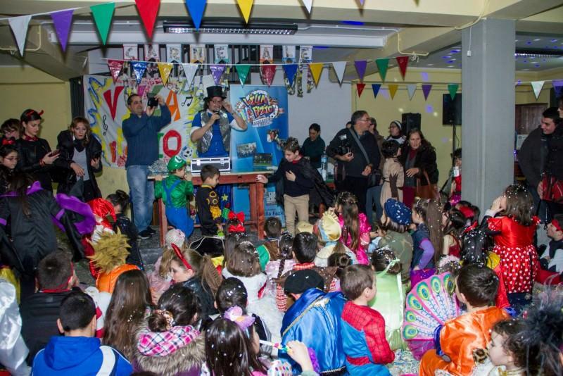 Gran finale di Carnevale a Librino