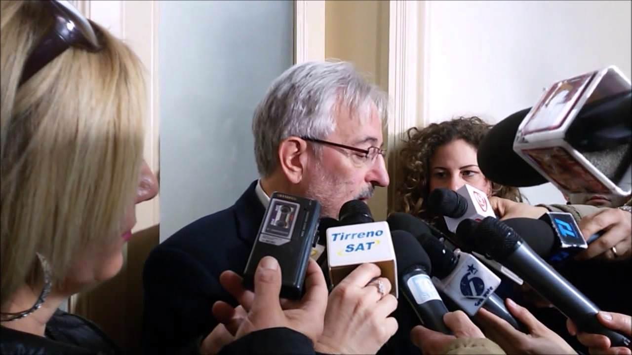 Catania, l'ex procuratore Salvi incontra Bianco e saluta ufficialmente la città