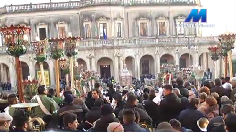Noto, la festa di San Corrado