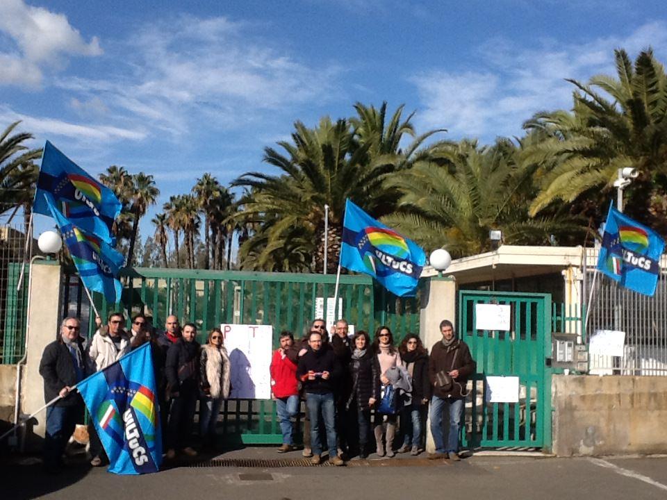 Catania, protesta di Parco Scientifico e Vigili Urbani