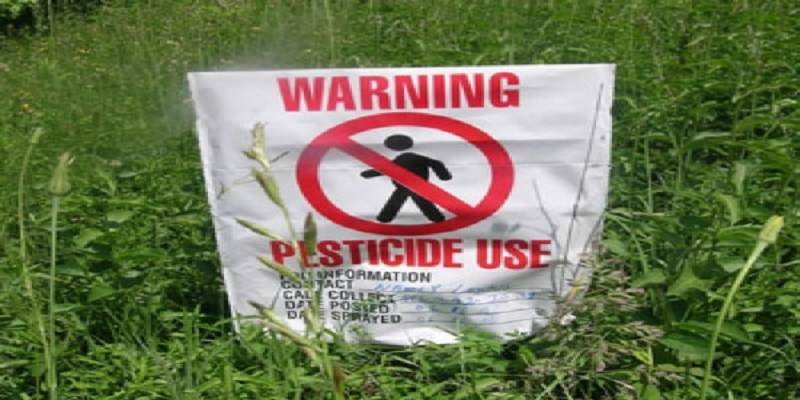 Sequestrate 16 tonnellate di prodotti con pesticidi