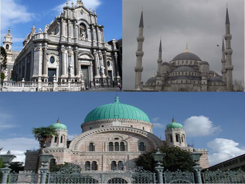 """Nel periodo di tensioni Catania fa da mediatrice: ecco """"La Piazza delle Tre Culture"""""""