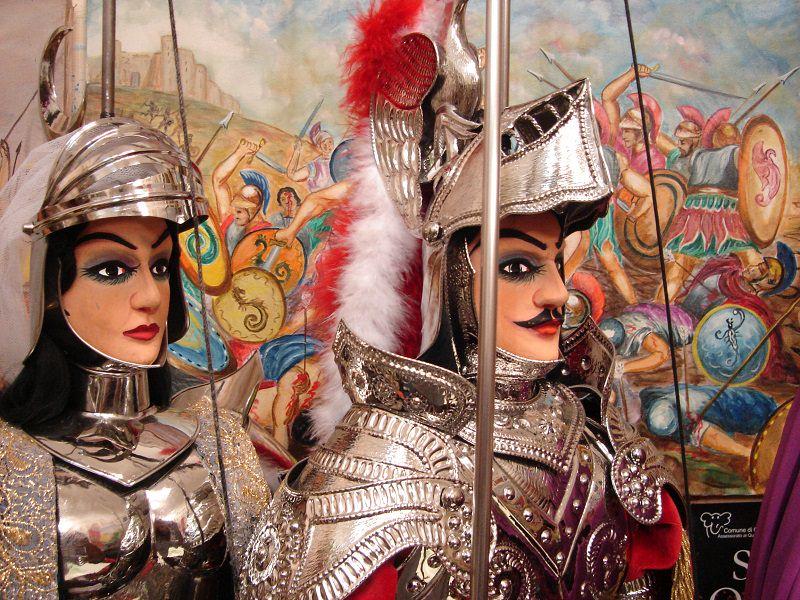 Catania, accordo raggiunto per salvaguardare l'arte secolare dei Pupi Siciliani