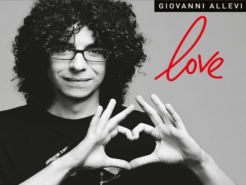 """Giovanni Allevi a Catania e Palermo con l'ultimo album """"Love"""""""