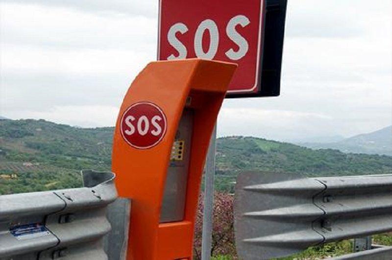 Colonnine SOS e pannelli a messaggio variabile: definiti i progetti per le autostrade siciliane