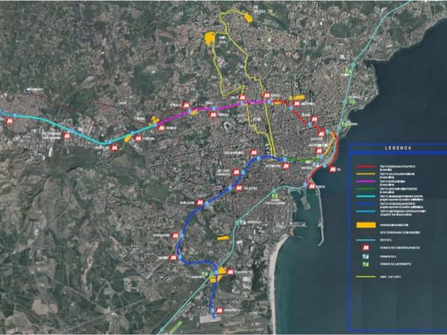 Metropolitana di Catania, il 2021 è l'anno della svolta? Cantieri e confronto con altre realtà nazionali