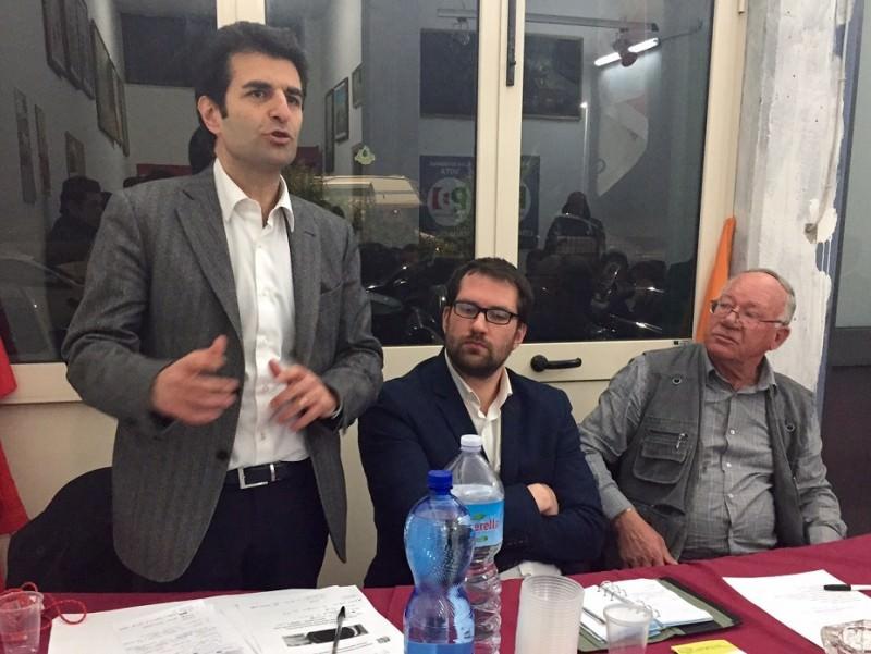 """Cara Mineo, Berretta: """"Il Pd prenda le distanze da business dei migranti"""""""
