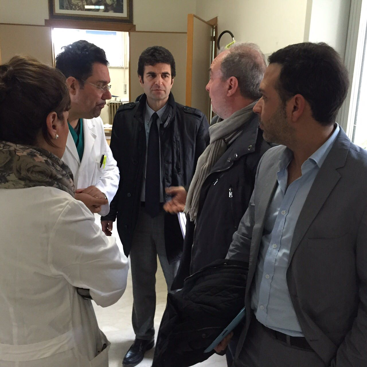 Esposte a Berretta (PD) criticità organiche e carenze strutturali dell'ospedale di Bronte