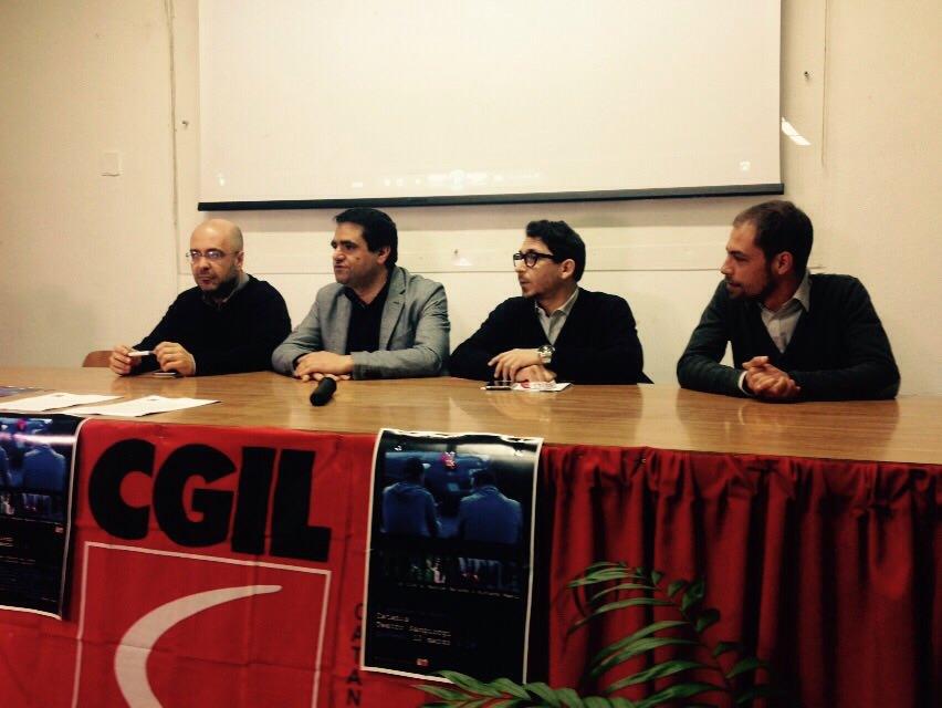 Catania, lavoro nero agricolo: la Cgil affronta la piaga