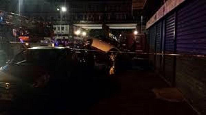 Sabato sera: due incidenti a Catania GUARDA LE FOTO