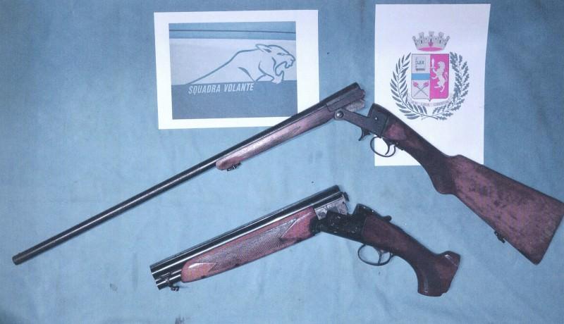 Catania, ancora armi a Librino in un ex teatro