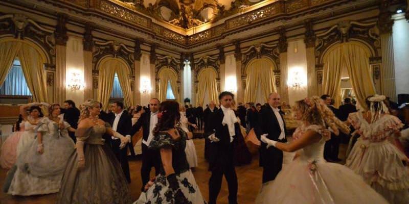 """Catania, danza e moda per omaggiare il """"cigno"""" Bellini"""