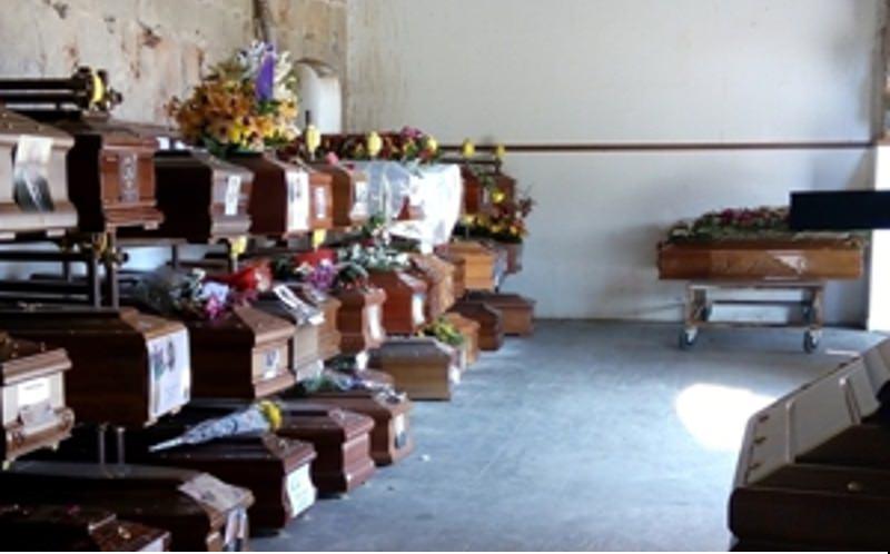 Caos al cimitero di Palermo, loculi finiti e rischio di contagio