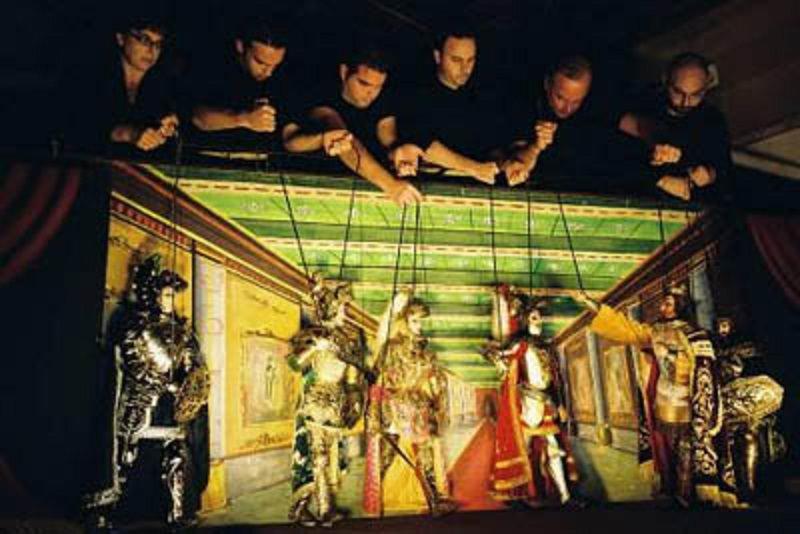 Sabato inaugurazione dello spazio Museo – Teatro dei Fratelli Napoli