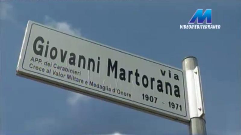 Ragusa, una strada intitolata a Giovanni Martorana