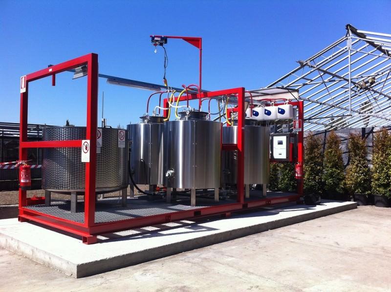 A Catania il primo impianto pilota per il riutilizzo del pastazzo di agrumi