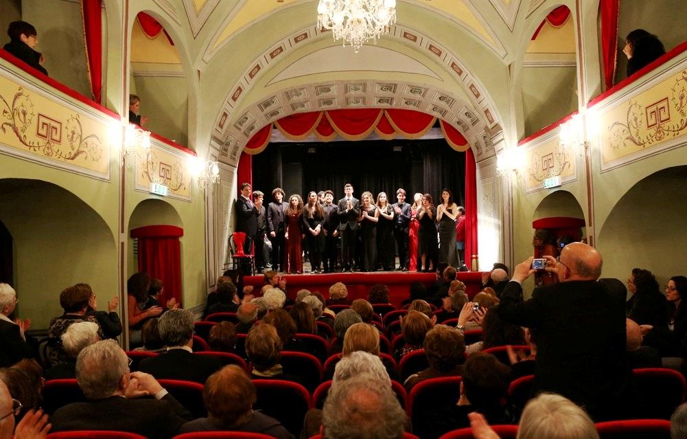 """Al teatro Donnafugata di Ragusa Ibla """"Lirica gala… eccellenze iblee"""""""