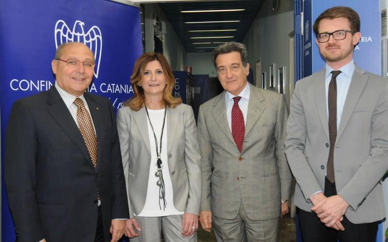 Confindustria Catania, riflettori sull'autotrasporto