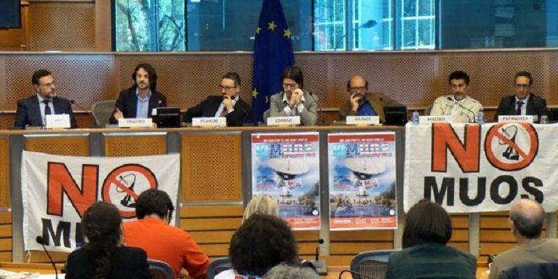 Successo e proposte concrete dopo l'evento No Muos al PE